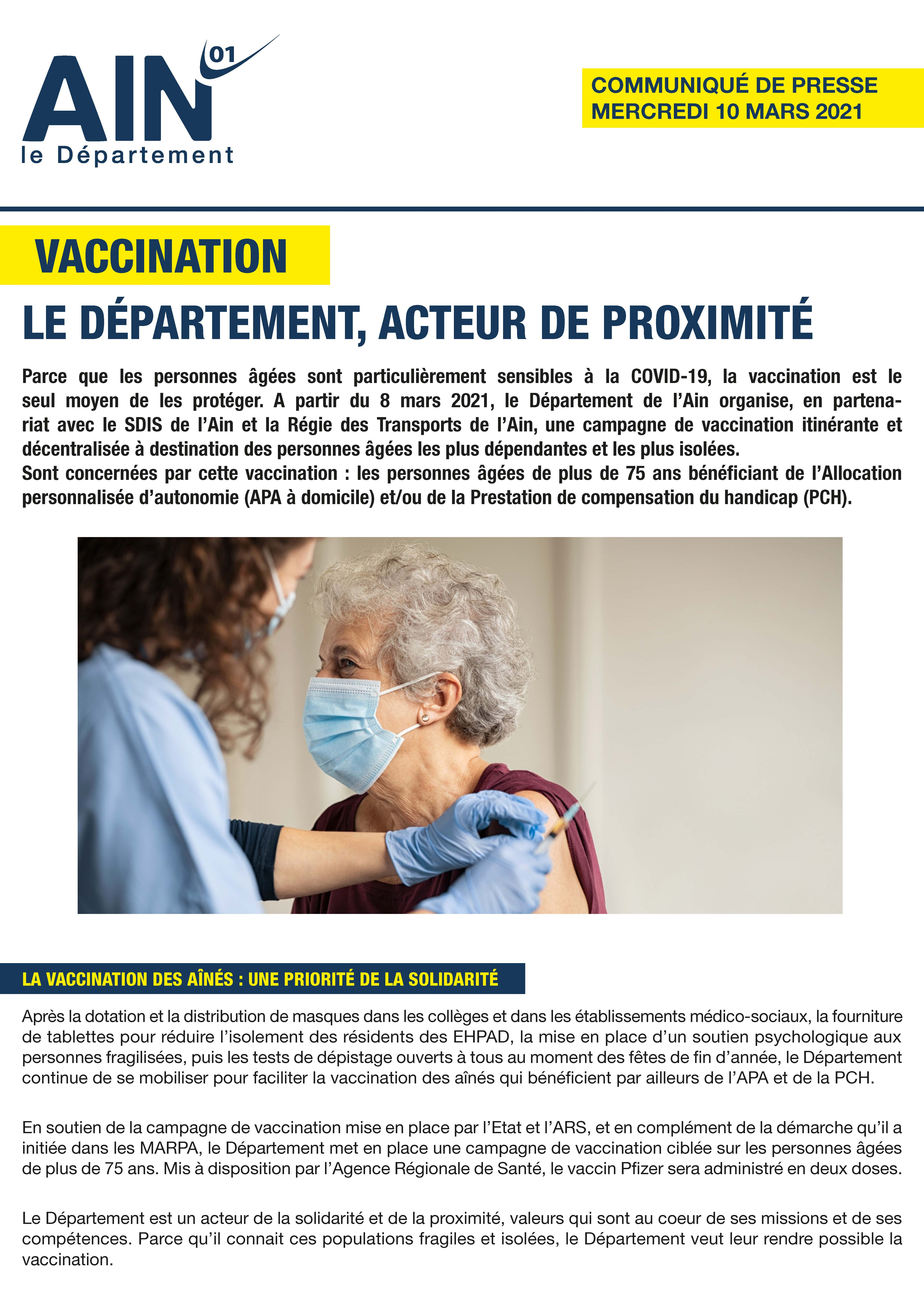 CP Vaccination Ain Page 1
